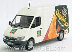 Mercedes Sprinter delivery van Chipsfrisch - Funny frisch by MINICHAMPS