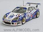 Porsche 911 GT3-RS Perspective Racing #75 Le Mans 2004 Sugden - Kahn - Smith. by MINICHAMPS