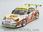 Porsche 911 GT3-RSR #31 Class Winner Sebring 2005 Bergmeister - Long - Luhr by MINICHAMPS