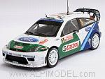 Ford Focus RS WRC Rally Monte Carlo 2005 Gardemeister - Honkainen by MINICHAMPS