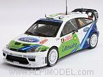 Ford Focus RS WRC Rally Monte Carlo 2005 Kresta - Tomanek by MINICHAMPS