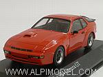 Porsche 924 Carrera GT 1981 (Indian Red) by MINICHAMPS