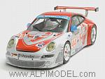 Porsche 911 GT3 RSR #44 Flying Lizard Long Beach GP ALMS 2007 Law - Long by MINICHAMPS