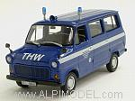 Ford Transit Bus 1977 THW 'Koeln-Nord' by MINICHAMPS