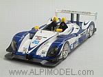 Porsche RS SpyderALMS 12h Sebring 2008 Leitzinger - Franchitti - Lally by MINICHAMPS