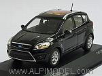 Ford Kuga 2008 (Panther Black Metallic) by MINICHAMPS
