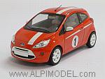 Ford Ka 2009 Styling Package Grand Prix (Sunrise Red) by MINICHAMPS