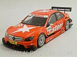 Mercedes C-Class #17 DTM 2009  Mathias Lauda by MINICHAMPS