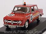 Alfa Romeo Giulia ONS Race Track Safety 1973 by MINICHAMPS