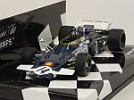 Lotus 72 Ford #14 GP Mexico 1970 Graham Hill by MINICHAMPS