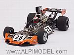 Brabham BT44 Ford John Goldie Racing #28 1974 John Watson by MINICHAMPS