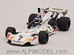 Brabham BT44 Ford Hitachi #7 GP Belgium 1974  Carlos Reutemann by MINICHAMPS