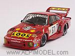 Porsche 935/77 Gelo Raging #67 Nurburgring 1977 Champion DRM Rolf Stommelen by MINICHAMPS