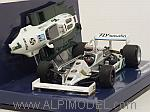 Williams FW07C Ford Winner GP USA West 1981 Alan Jones by MINICHAMPS