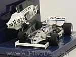 Williams FW07C Ford Winner GP Belgium 1981 Carlos Reutemann by MINICHAMPS