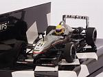 Dallara F302 Mercedes #21 GP Macau 2004 Lewis Hamilton by MINICHAMPS