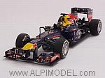Red Bull RB9 Winner GP India 2013 World Champion Sebastian Vettel by MINICHAMPS