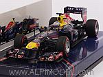 Red Bull RB9 Winner GP Brasil 2013 World Champion Sebastian Vettel by MINICHAMPS