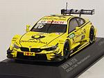 BMW M4 DTM (F82) Team Mtek #16 DTM Winner Oberschleben Heat 1 2015 Timo Glock by MINICHAMPS