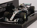 Mercedes AMG W09 F1 #77 2018 Valtteri Bottas by MINICHAMPS