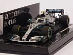 Mercedes AMG W10 #77 2019 Valtteri Bottas by MINICHAMPS