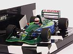 Jordan 191 Ford #33 GP Canada 1991 Andrea De Cesaris by MINICHAMPS