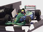 Jordan 191 Ford #32 GP Portugal 1993 Roberto Moreno by MINICHAMPS