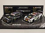 BMW M3-M4 DTM Champions 2012-2014 2-cars Set - Spengler - Wittmann by MINICHAMPS