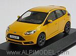 Ford Focus ST 2012 (Orange)  (Ford promo) by MINICHAMPS