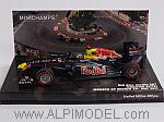 Red Bull RB7 Renault Winner GP Monaco 2011 World Champion Sebastian Vettel by MINICHAMPS