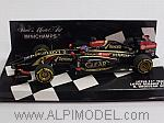 Lotus Renault E22 2014 Romain Grosjean (resin) by MINICHAMPS