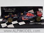 Toro Rosso STR9 Renault 2014 Jean-Eric Vergne (resin) by MINICHAMPS