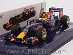 Red Bull RB11 2015 Daniel Ricciardo  (HQ resin) by MINICHAMPS