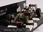 Lotus F1 E23 Hybrid 2015 Romain Grosjean by MINICHAMPS