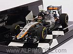 Force India VJM08 Mercedes 2015  Sergio Perez (HQ resin) by MIN