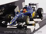 Sauber C34 Ferrari 2015 Felipe Nasr  (HQ resin) by MINICHAMPS