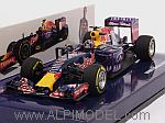 Red Bull RB11 2015 Daniil Kvyat (HQ resin) by MINICHAMPS