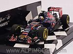 Toro Rosso STR10 Renault 2015 Carlos Sainz  (HQ resin) by MINICHAMPS