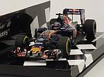 Toro Rosso STR11 #33 2016 Max Verstappen  (HQ Resin) by MINICHAMPS