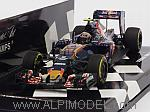 Toro Rosso STR11 Ferrari 2016 Carlos Sainz Jr. (HQ Resin) by MINICHAMPS