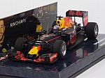 Red Bull RB12 GP Monaco 2016 Daniel Ricciardo 1st Pole Position by MINICHAMPS