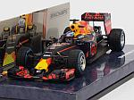 Red Bull RB12 #3 GP Brasil 2016 Daniel Ricciardo by MINICHAMPS