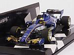 Sauber C36 Ferrari #9 GP China 2017 Marcus Ericsson  (HQ Resin) by MINICHAMPS