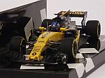 Renault R.S.17 #46 Test Bahrain 2017 Sergej Sirotkin  (HQ Resin) by MINICHAMPS