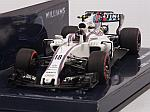 Williams FW40 Martini 3rd Place GP Azerbaijan 2017 Lance Stroll (HQ Resin) by MINICHAMPS