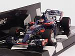 Toro Rosso STR12 #10 GP Japan 2017 Pierre Gasly 1st GP by MINICHAMPS
