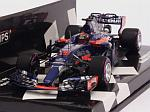 Toro Rosso STR12 #28 GP Mexico 2017 Brendon Hartley by MINICHAMPS
