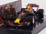 Red Bull RB13 #33 Winner GP Mexico 2017 Max Verstappen by MINICHAMPS