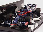 Toro Rosso STR13 #28 2018 Brendon Hartley (HQ resin) by MINICHAMPS