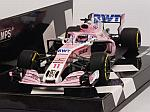 Force India F1 Team Showcar 2018 Sergio Perez (HQ Resin) by MINICHAMPS
